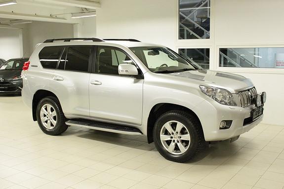 Toyota Land Cruiser LC150 3,0 D-4D GX aut 7s  2012, 54918 km, kr 679000,-