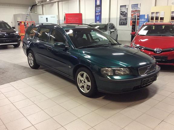 Volvo V70 2,4 D5  2003, 215000 km, kr 95000,-