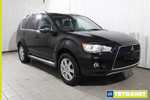 Mitsubishi Outlander 2,2 Instyle+ Toppmodell