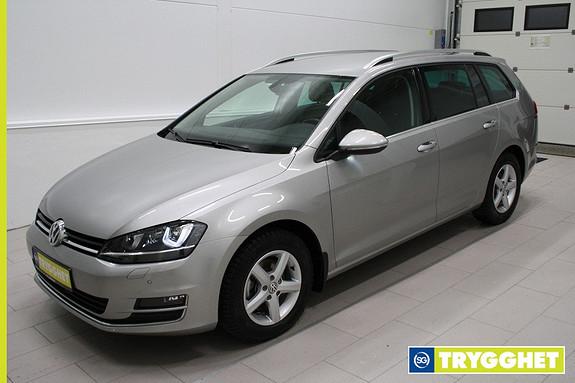 Volkswagen Golf 1,6 TDI 110hk Highline 4MOTION Klima,cruise,webasto,DAB+,Bixenon,parksensorer,