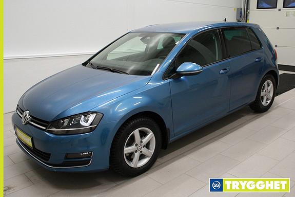 Volkswagen Golf 1,2 TSI 110hk Highline Klima,cruise,webasto,DAB+,tlf,Bixenon,parksensorer,8 alu