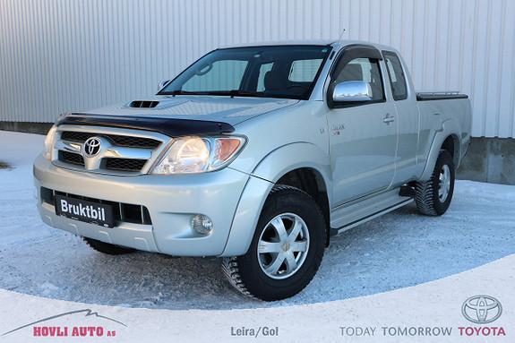 Toyota HiLux SR5 X-CAB  2008, 256000 km, kr 149000,-