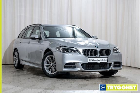 BMW 5-serie 520d xDrive 163hk aut 19
