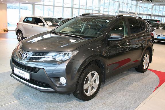 Toyota RAV4 2.2 4WD Executive Automat  2013, 62719 km, kr 368000,-