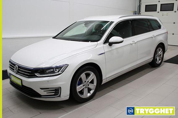 Volkswagen Passat 1,4 TSI 218hk DSG LED,webasto,navi,tlf,adapt.cruise,parksensorer,keyless,