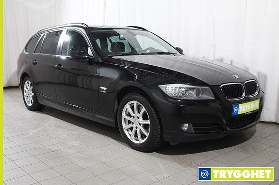 BMW 3-serie 320d xDrive 163hk aut Navi-Skinn-Xenon-PDC-DAB-Comf.Access-Hengerfeste-USB-Blåtann
