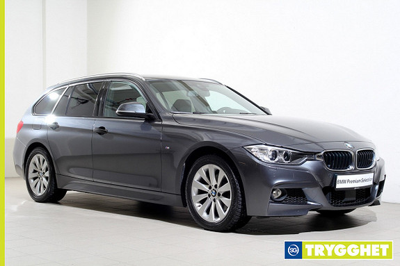 BMW 3-serie 320d xDrive Touring 163hk Advantage Edition aut -Mpakke-Navi-ActiveCruise-Nøkkelfri