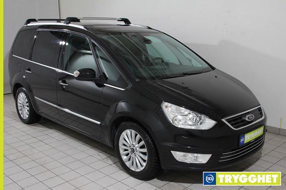 Ford Galaxy 2,0 TDCi 140hk Ghia Aut. NAVIGASJON!!PANORAMATAK!!SKINN!!HENGERFESTE!!