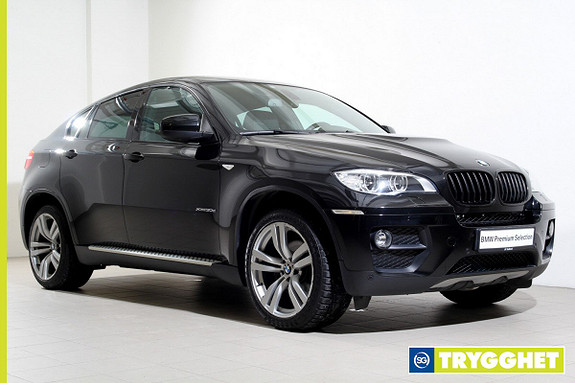 BMW X6 xDrive30d (211hk) -Navi-HeadUp-HiFi-SoftClose-5seter-DAB+-KomfortSeter-Soltak+++