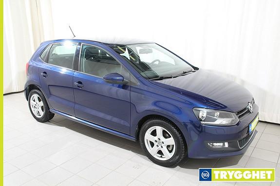 Volkswagen Polo 1,2 75hk TDI Highline Multiratt/Esp/Clima+++