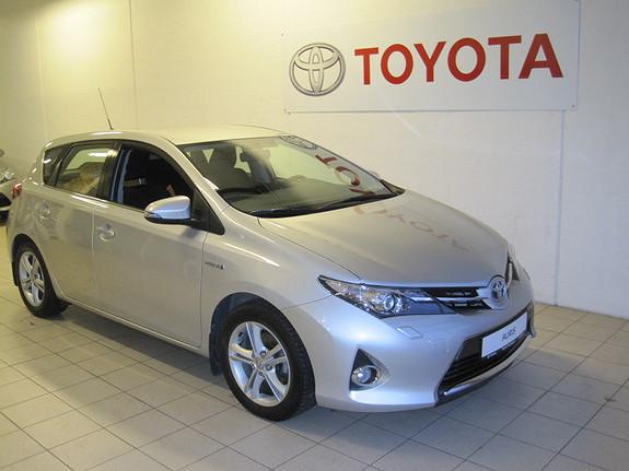 Toyota Auris 1,8 HSD Active  2013, 62054 km, kr 198000,-