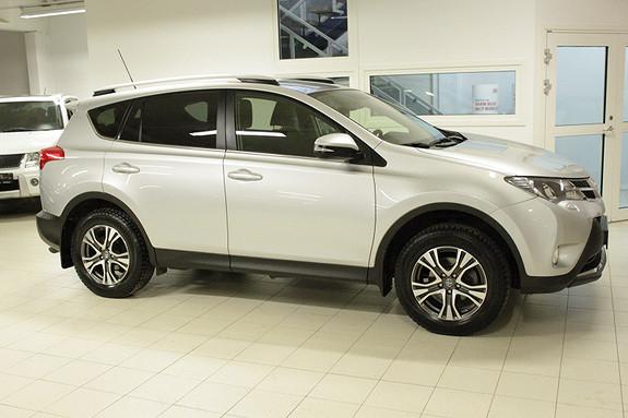 Toyota RAV4 2,0 4WD Multidrive S Active  2013, 75000 km, kr 349000,-