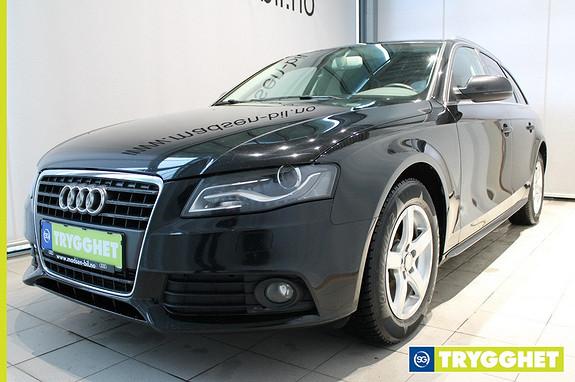 Audi A4 2,0 TDI 120 hk HENGERFESTE, BI-XENON, NAVIGASJON, MØRKE RUTER, MLF-RATT, CRUISEKONTROLL