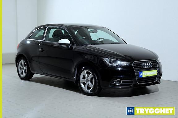Audi A1 1,2 TFSI Ambition -Navigasjon-Bluetooth-Mulitiratt-Delskinn-Norsk++