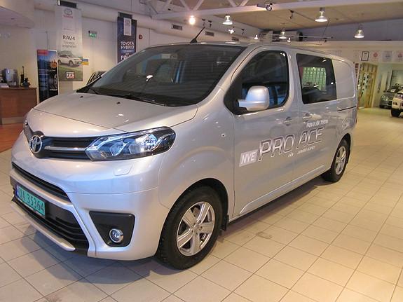 Toyota Proace Toyota Proace 1,6 D 115 Comfort L1H  2016, 7000 km, kr 287000,-