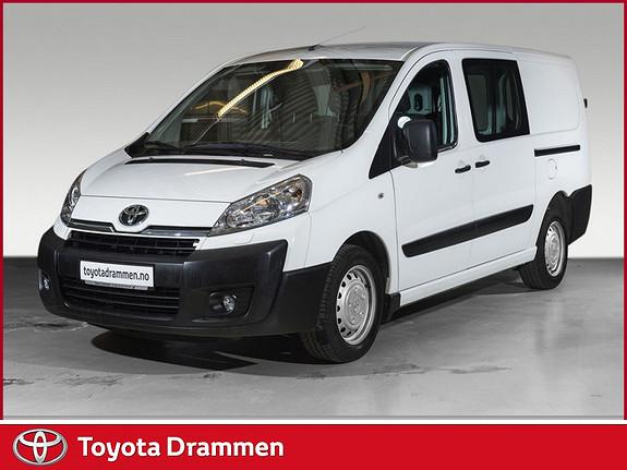 Toyota Proace 2,0 128hk L2H1  2013, 66900 km, kr 169000,-