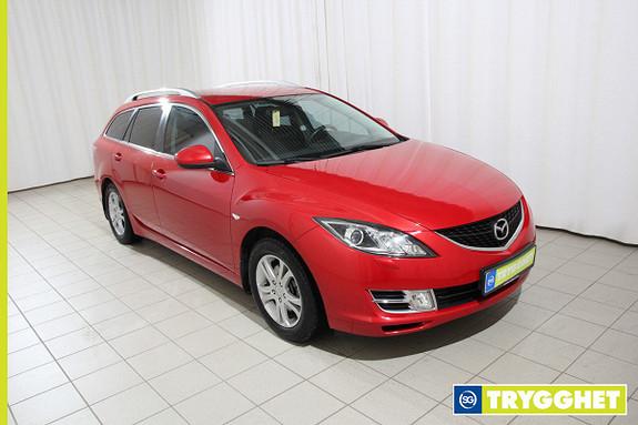 Mazda 6 1,8 120hk Advance STV