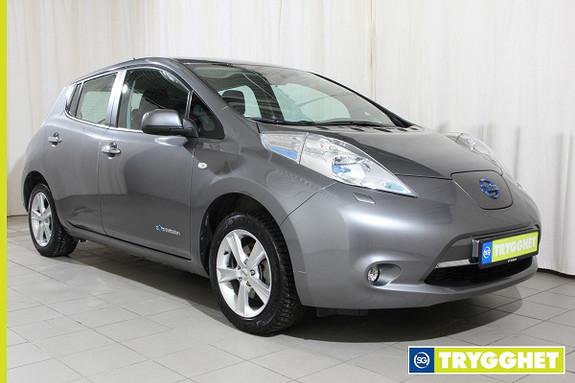 Nissan Leaf Acenta Norsk kjøpt bil.