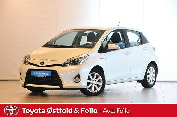 Toyota Yaris 1,5 Hybrid Active e-CVT  2014, 43507 km, kr 175000,-