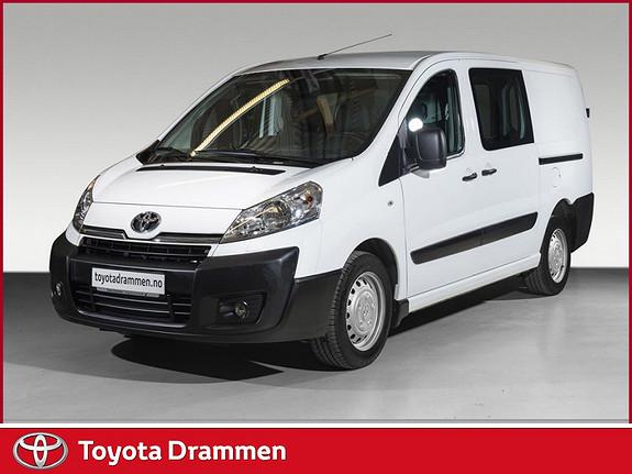 Toyota Proace 2,0 128hk L2H1  2014, 56000 km, kr 185000,-