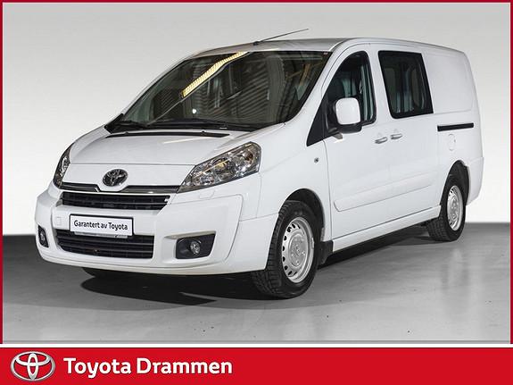 Toyota Proace 2,0 128hk L2H1  2015, 26200 km, kr 209000,-