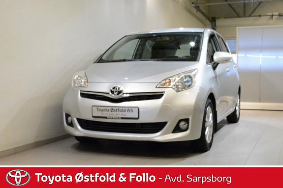 Toyota Verso-S 1,4 D-4D Dynamic  2011, 103200 km, kr 108000,-