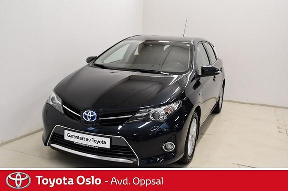 Toyota Auris 1,8 Hybrid E-CVT Active Dab+  2014, 33563 km, kr 214900,-