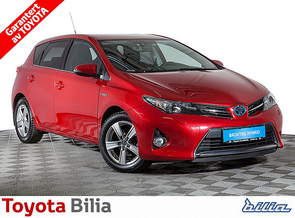 Toyota Auris 1,8 Hybrid E-CVT Active+  2015, 27882 km, kr 239900,-