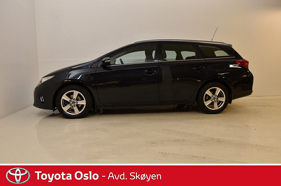 Toyota Auris Touring Sports 1,6 Mdrive Active  2013, 39000 km, kr 214900,-