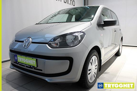 Volkswagen UP! 1,0 60 BMT Take El. vindu, AUX-inngang, Varmeseter, ESP