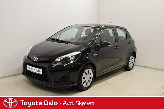Toyota Yaris 1,5 Hybrid Active  2013, 26371 km, kr 159900,-