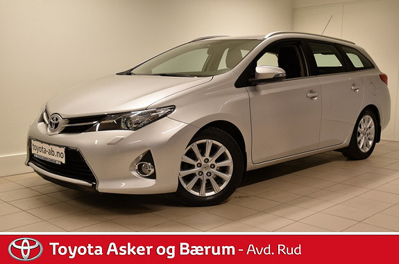 Toyota Auris Touring Sports 1,6 Mdrive Active  2014, 36600 km, kr 219000,-