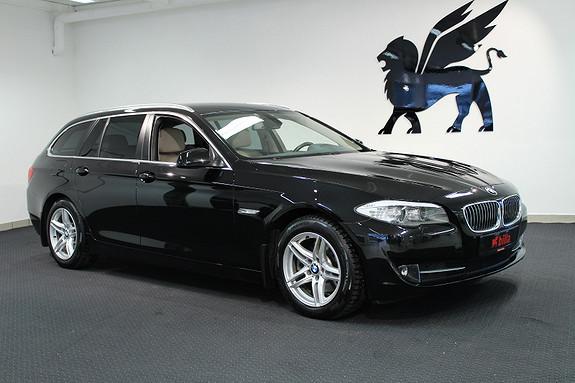 BMW 5-serie 520D Hengerfeste Nav Xenon  2011, 83000 km, kr 299000,-
