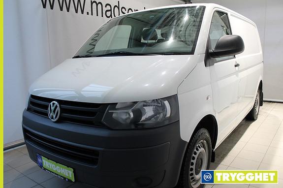 Volkswagen Transporter 2,0 TDI 140hk 4MOTION Kort Fjernbetj. Webasto, Hengerfeste, Bluetooth