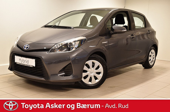 Toyota Yaris 1,5 Hybrid Active  2013, 32500 km, kr 169000,-