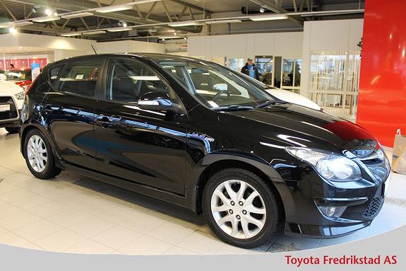 Hyundai i30 1,6 CRDi 90 Hk Classic SE Blue Drive , PEN BIL, CRUISEKONTROLL, SERVICEHISTORIKK,  2012, 54400 km, kr 139000,-