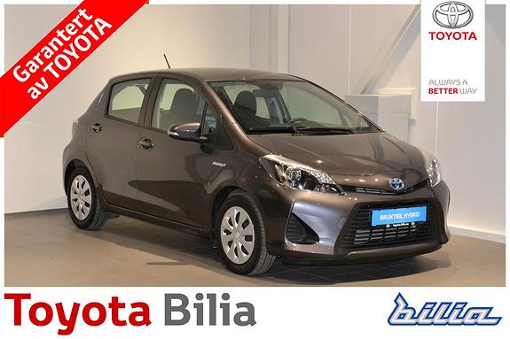 Toyota Yaris 1,5 Hybrid Active  2013, 43073 km, kr 155000,-