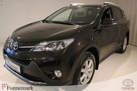 Toyota RAV4 2,2 D-4D 4WD Active Style  2014, 69000 km, kr 349000,-