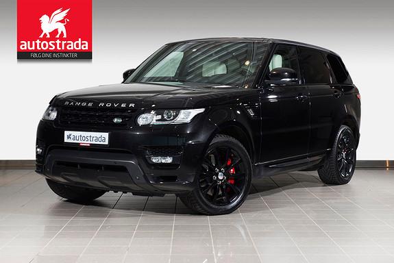 Land Rover Range Rover Sport SDV6 292hk Autobiography  2014, 72000 km, kr 1050000,-