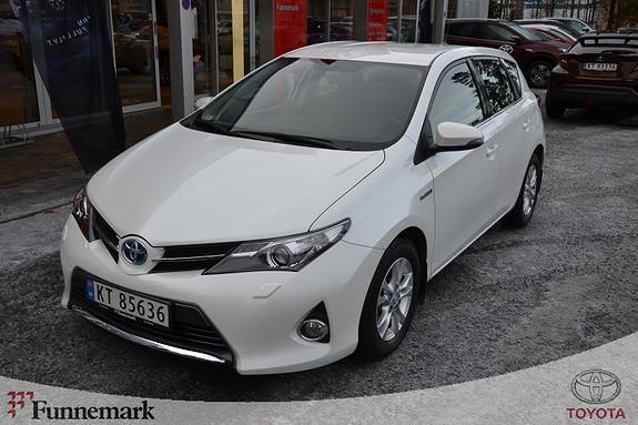 Toyota Auris 1,8 Hybrid E-CVT Active Go navi  2013, 35900 km, kr 179000,-