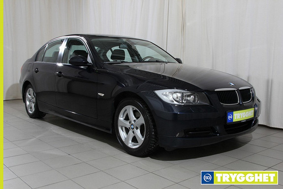 BMW 3-serie 316i Cruice,PDC, meget pen bil