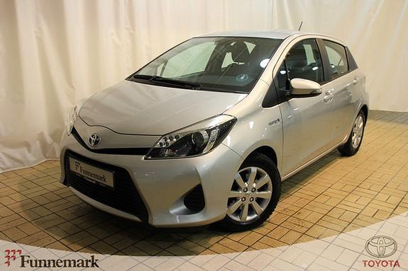 Toyota Yaris 1,5 Hybrid Active  2014, 41909 km, kr 169000,-