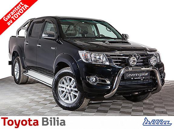 Toyota HiLux D-4D 171hk D-Cab 4WD SR+ Aut  2015, 18047 km, kr 419900,-
