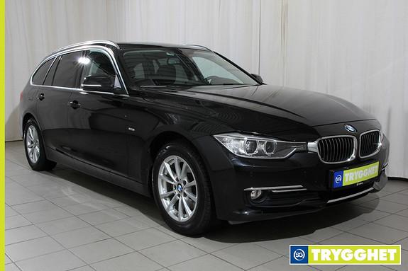 BMW 3-serie 320d xDrive 163hk aut Automat,4hjulstrekk,navigasjon,el.hengerfeste, meget pen bil