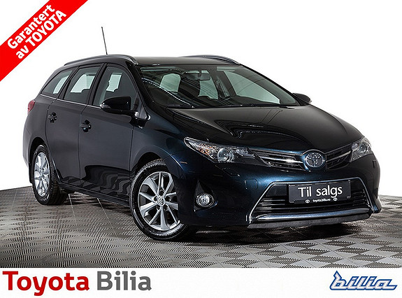 Toyota Auris Touring Sports 1,4 D-4D Active Serviseavtale inkludert.  2014, 57100 km, kr 194900,-