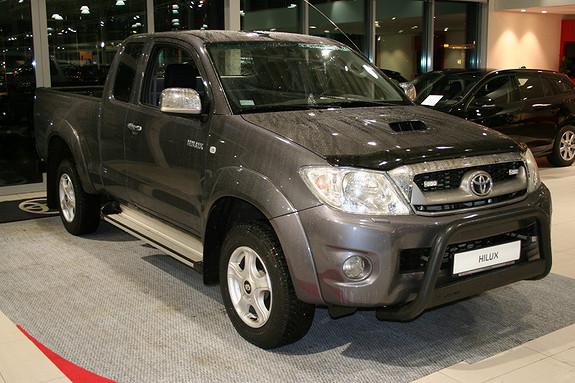 Toyota HiLux 2.5 X-Cab 144hk SR5  2011, 81468 km, kr 219000,-
