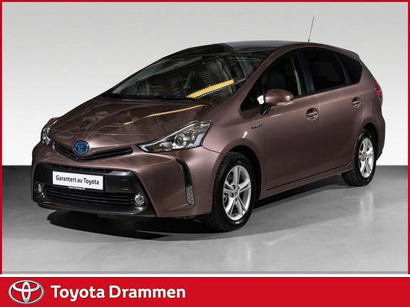Toyota Prius+ Seven 1,8 VVT-i Hybrid Executive Skyview  2016, 3400 km, kr 369000,-