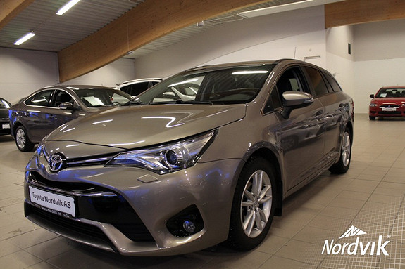 Toyota Avensis 1,6 D-4D Active Style  2015, 24 386 km, kr 299 000,-