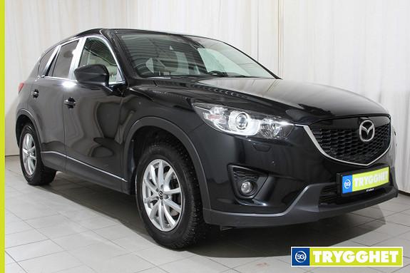 Mazda CX-5 2,2D 150hk Optimum 4x4 aut. Navi,hengerfeste,ryggekamera,skinn,el.sete med memory