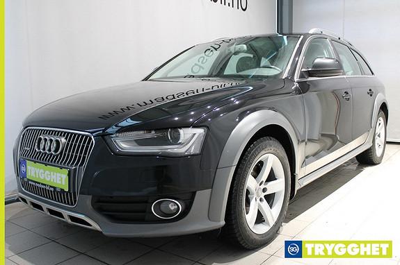 Audi A4 allroad 2.0 TDI 143 hk quattro Navigasjon, Bluetooth, Krok, MLF, Drive Select